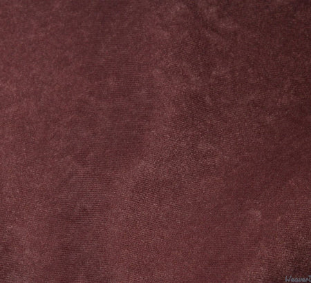 WeaverDee - Faux Suede Fabric / Brown - WeaverDee.com Sewing & Crafts - 1