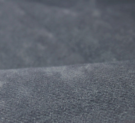 WeaverDee - Faux Suede Fabric / Dark Grey - WeaverDee.com Sewing & Crafts - 1