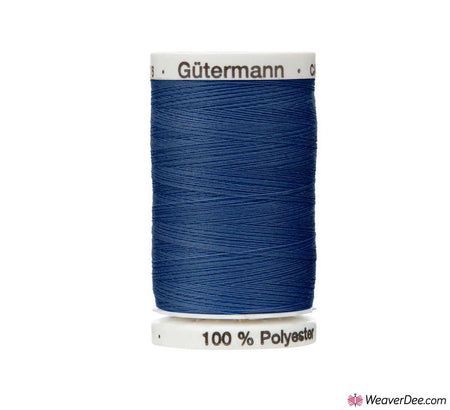 Gütermann Extra Strong Thread (Royal Blue 214) 100m Reel