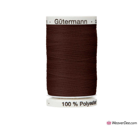 Gütermann Extra Strong Thread (Brown 696) 100m Reel