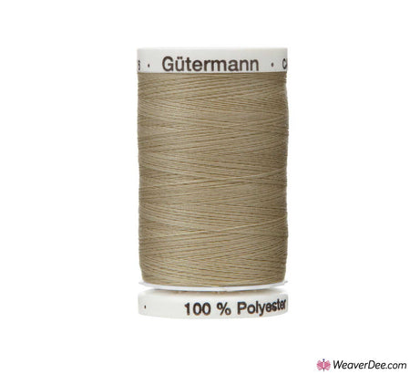 Gütermann Extra Strong Thread (Beige 724) 100m Reel