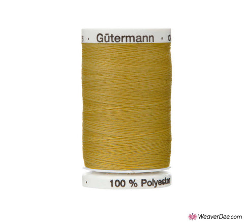 Gütermann Extra Strong Thread (Gold 968) 100m Reel
