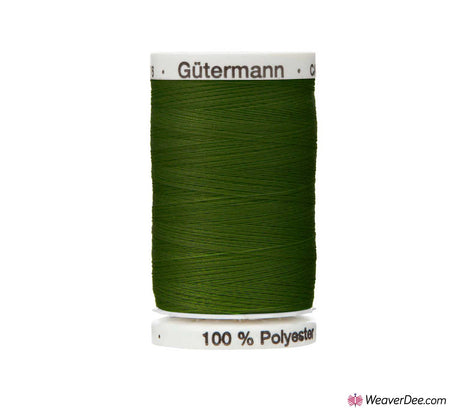 Gütermann Extra Strong Thread (Khaki / Olive 585) 100m Reel