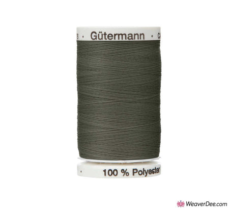 Gütermann Extra Strong Thread (Mid Grey 701) 100m Reel