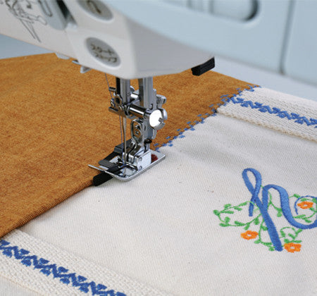 Janome - Janome Ditch Quilting Foot - WeaverDee.com Sewing & Crafts