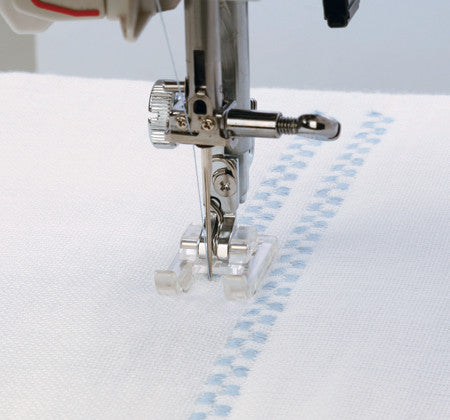Janome - Janome Custom Crafted Zigzag Foot - WeaverDee.com Sewing & Crafts