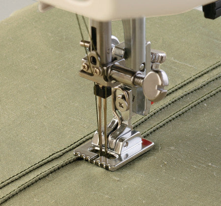 Janome - Janome Pintuck Foot Wide & Narrow - WeaverDee.com Sewing & Crafts