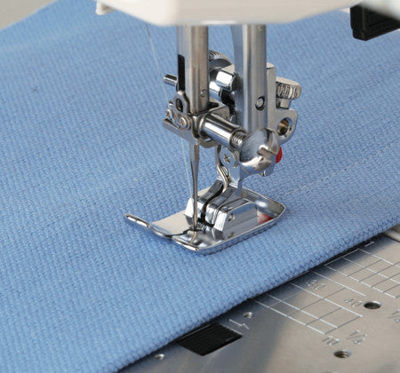 Janome - Janome Straight Stitch Foot - WeaverDee.com Sewing & Crafts