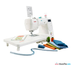 PRE-OWNED OFFER • Janome M100 QDC Sewing Machine
