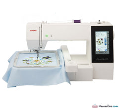Janome - Janome MC500E Embroidery Machine - WeaverDee.com Sewing & Crafts - 1