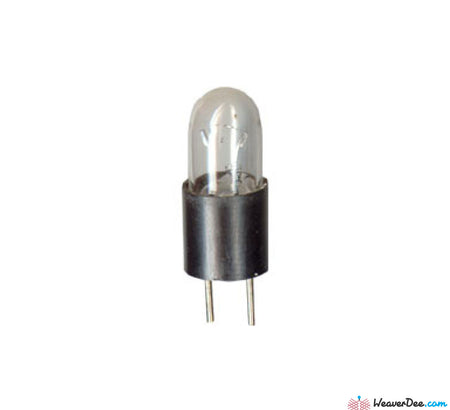 Janome Halogen Sewing Machine Light Bulb - Two Pin