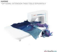 Janome - Janome FM725 Embellisher - WeaverDee.com Sewing & Crafts - 1
