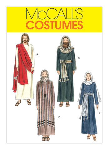 McCall's Pattern M2060 Biblical Easter Costumes
