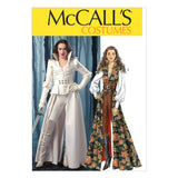 McCall's - M6819 Misses' Sci-Fi Warrior Costume - WeaverDee.com Sewing & Crafts - 1