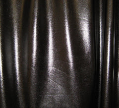 WeaverDee - Metallic Spandex Fabric / 150cm Black - WeaverDee.com Sewing & Crafts
