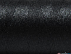 MOON - Moon Overlock Thread [Charcoal #086] - WeaverDee.com Sewing & Crafts - 1