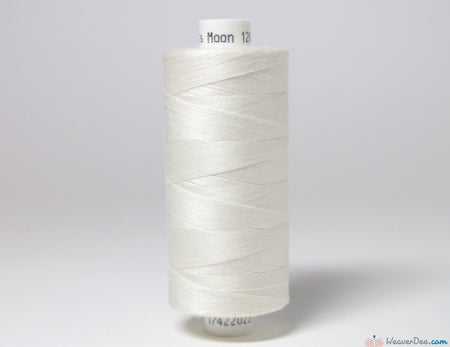 MOON - Moon Overlock Thread [Off White #107] - WeaverDee.com Sewing & Crafts - 1