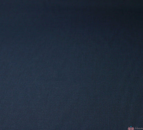 WeaverDee - Poly Cotton Fabric / Navy - WeaverDee.com Sewing & Crafts - 1