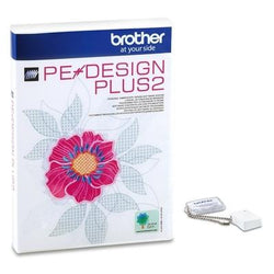 Brother PE-Design NEW Plus 2 Embroidery Software