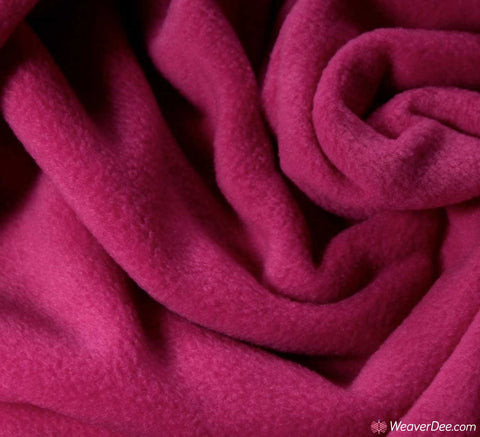 Polar Anti-Pill Fleece / Cerise