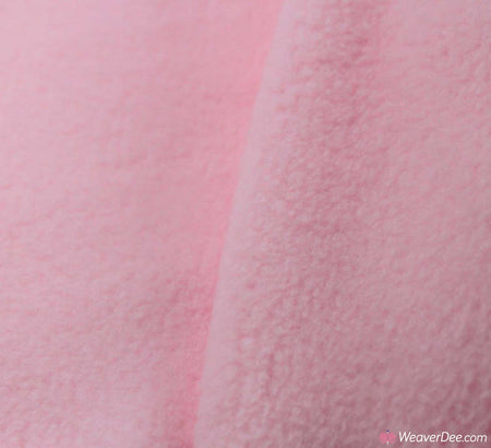 Polar Anti-Pill Fleece / Pale Pink