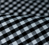 WeaverDee - Poly Cotton Fabric - Black Gingham - WeaverDee.com Sewing & Crafts - 2
