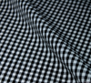 WeaverDee - Poly Cotton Fabric - Black Gingham - WeaverDee.com Sewing & Crafts - 5