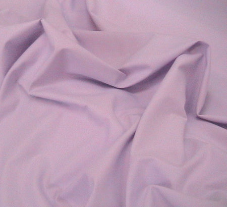 WeaverDee - Poly Cotton Fabric / Pale Lilac - WeaverDee.com Sewing & Crafts