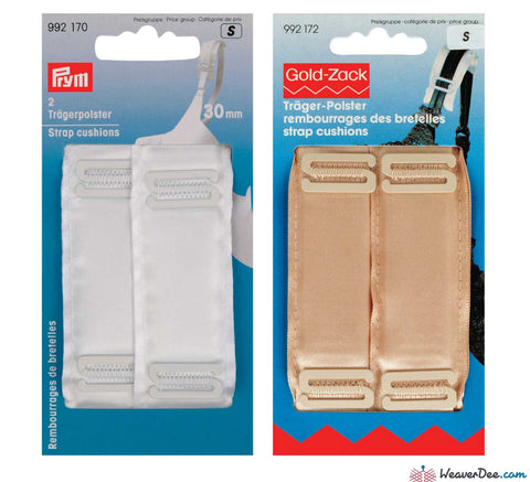 Prym - Shoulder Strap Cushions - Fabric - WeaverDee.com Sewing & Crafts