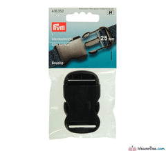 Prym - Clip Buckle / Black - WeaverDee.com Sewing & Crafts - 1