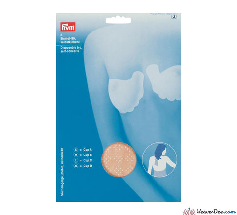 Prym - Disposable bra self-adhesive - WeaverDee.com Sewing & Crafts