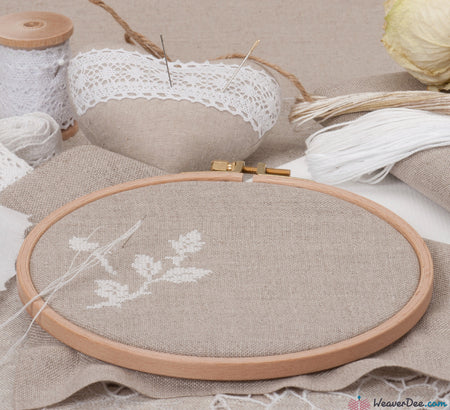 Prym - Wooden Embroidery Hoops - WeaverDee.com Sewing & Crafts - 1