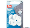 Prym - Overall Buttons - No Sew - WeaverDee.com Sewing & Crafts