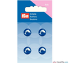 Prym - Dolphin Buttons - Blue - WeaverDee.com Sewing & Crafts - 1