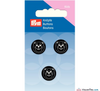 Prym - Teddy Bear's Face Buttons - WeaverDee.com Sewing & Crafts - 1