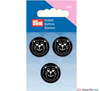 Prym - Teddy Bear's Face Buttons - WeaverDee.com Sewing & Crafts - 3
