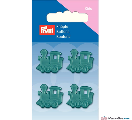 Prym - Locomotive Buttons - 18 mm - WeaverDee.com Sewing & Crafts - 1