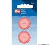 Prym - Tyre Button - Salmon Pink - WeaverDee.com Sewing & Crafts - 5