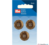Prym - Menswear Buttons - Beige Brown - WeaverDee.com Sewing & Crafts - 3