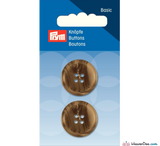 Prym - Menswear Buttons - Beige Brown - WeaverDee.com Sewing & Crafts - 4