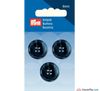 Prym - Menswear Buttons - Dark Blue - WeaverDee.com Sewing & Crafts - 3