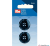 Prym - Menswear Buttons - Dark Blue - WeaverDee.com Sewing & Crafts - 4