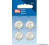 Prym - Hemisphere Buttons 18 mm - WeaverDee.com Sewing & Crafts - 2