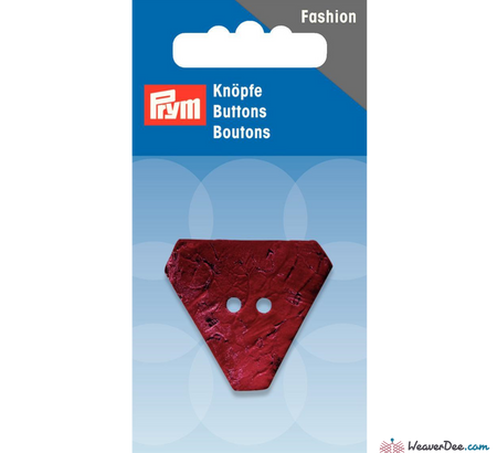 Prym - Coconut Button - Triangle - WeaverDee.com Sewing & Crafts - 1