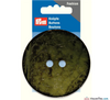 Prym - Coconut Button - Round 70 mm - WeaverDee.com Sewing & Crafts - 3