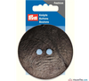Prym - Coconut Button - Round 70 mm - WeaverDee.com Sewing & Crafts - 5