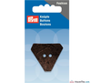 Prym - Coconut Button - Triangle - WeaverDee.com Sewing & Crafts - 6
