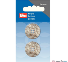 Prym - Button Snake Print Grey - WeaverDee.com Sewing & Crafts - 1