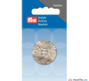 Prym - Button Snake Print Grey - WeaverDee.com Sewing & Crafts - 2