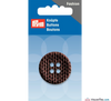 Prym - Knitted Look Buttons 32 mm - WeaverDee.com Sewing & Crafts - 6